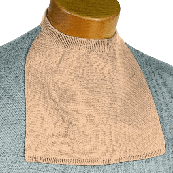 Turtleneck Style Stoma Cover (Beige)